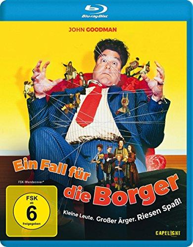 Ein Fall für die Borger [Blu-ray]
