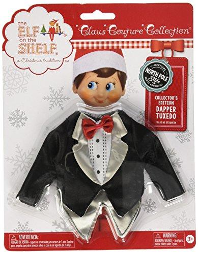 Elf on the Shelf Dapper Tuxedo by The Elf on the Shelf