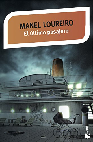El último pasajero (Booket Mayo 2015)