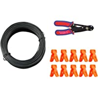 Trustware™ Rope Wire for Drying Hanging Clothes/Clothesline/Washing line/Rope Wire for Laundry,Terrace,Balcony,Indoor…
