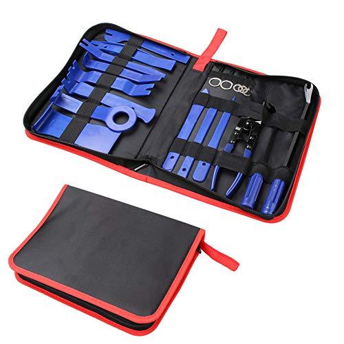 BESTEU Auto-Audio-Innenausbau-Werkzeuge Armaturenbrett Auto-Änderungs-Werkzeuge Auto-Innenverkleidung Audio-Entfernungs-Werkzeug Auto-Demontage-Innenraum-Kit (Auto-kratzer-entfernung-kit)