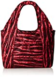 Chiemsee Beachbag Shopper, Zebra Flower, 45 x 15 x 35 cm, 24 Liter