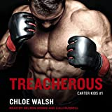Best Nelson Kid Books - Treacherous: Carter Kids Series, Book 1 Review