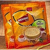 Delicious Bite Jeera Khakhra (Pack of 4)
