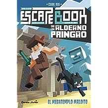 Escape book de un aldeano pringao. El megatemplo maldito (Minecraft)