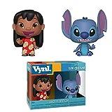 Funko- VYNL 4' 2-Pack Lilo & Stitch Collectible Figure,...