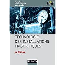 Technologie des installations frigorifiques - 10e édition