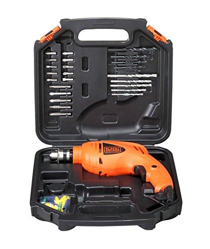 Black & Decker HD400IN 500-Watt 10mm Impact Drill