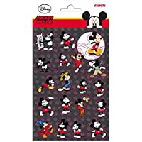 Grupo Erik Editores ESS007 - Set pegatinas Disney Mickey, 11 x 20 cm