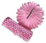 NeedyBee Infants/toddler/Newborn pink Ge...