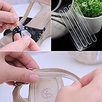 Jiacheng29 Silikon-Gel-Einlagen für die Füße, Schuhe, Rücken, Ferse, 4 Stück preisvergleich bei billige-tabletten.eu