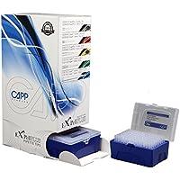 expellplus 5030115C-S Filtro pipeta consejos, pre-sterile, con estante, 96Piezas x 10columnas, 300ul (Pack de 960)