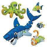 Herpa Toys 85BC-25003 Bloco-Figuren: Marines Creatures