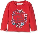 boboli 224064 Camiseta de Manga Larga, Rojo, 80 (Tamaño del Fabricante:80cm) para Bebés
