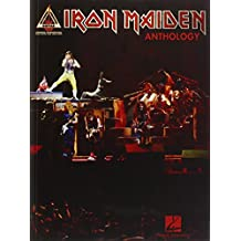 Iron Maiden: Anthology -For Guitar- (TAB): Songbook für Gitarre (Guitar Recorded Versions)