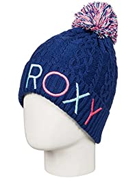 Roxy Baylee Bonnet Fille, Sodalite Blue/Solid, FR : Taille Unique (Taille Fabricant : Taille Unique)