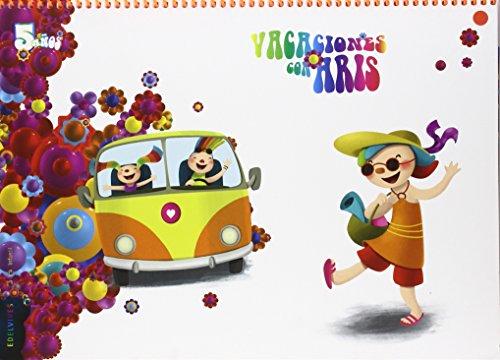 Vacaciones con Aris (Infantil 5 años) (Dimensión Nubaris) - 9788426392794