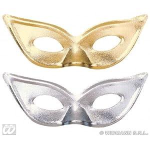 WIDMANN Papillon Lido eyemask, gold (máscara/careta)