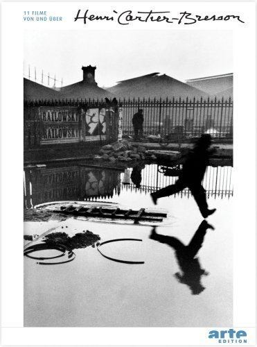 Preisvergleich Produktbild Henri Cartier-Bresson [2 DVDs]