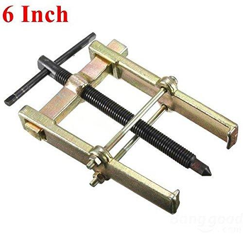 mark8shop 15,2cm 150mm zwei Backe Arm Bolt Gear Radlager Abzieher Auto Repair Tool