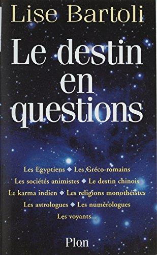 Le Destin en questions (Hors Collection) (French Edition)