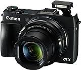 Canon PowerShot G1X Mark II Digitalkamera (12,8 Megapixel, 5-fach optischer Zoom, 1:2-3,9, 24-mm Weitwinkel, Full-HD, CMOS Sensor) schwarz - 7