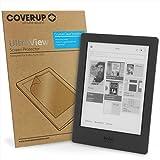 Cover-Up UltraView Protection d'Écran Invisible Claire Cristalline pour Kobo Aura H2O Liseuse - (Paquet de 2)