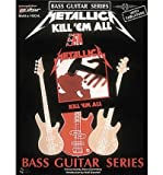 Metallica: Kill 'em All (Bass Guitar) (Paperback) - Common