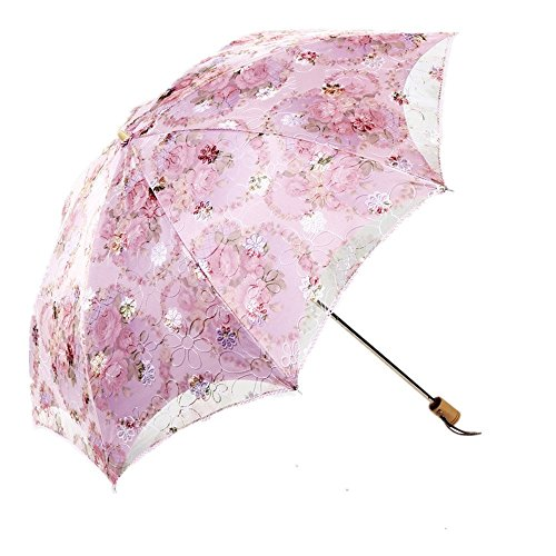 women-pink-folding-lace-parasol-sun-anti-uv-upf-50-umbrella-compact-travel-umbrella