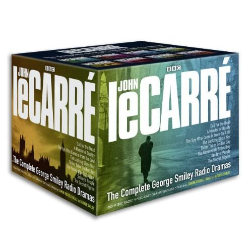The Complete George Smiley Radio Dramas (BBC Radio 4 Dramatisations) by John Le Carre (2010-11-04)