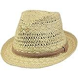 Barts Ibiza Hat, Cappello di Feltro Uomo, Beige (Grano 427A), Taglia Unica