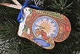 Tannenbaum Schmuck handmade Deko für Weihnachten modern Weihnachtsbaum Schmuck