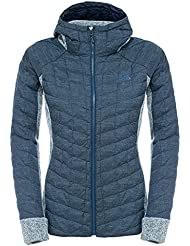 The North Face Damen W Thermoball Gordon Lyons Hoodie Fleece-Pullover