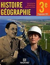Histoire géographie, 3e : Manuel élève