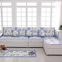 ice-cool sofá cojines/ amortiguador/Cubierta del sofá antideslizante combinación universal-B 70x120cm(28x47inch)