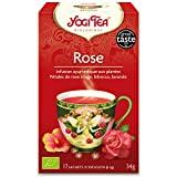 Yogi Tea Rose Tea 17bag x 1 Box [Misc.]