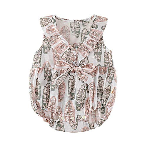 Lafe Babykleidung Babykleidung, Neugeborene, Sommerkleidung, Baby, Furzkleidung, dünne Modelle, Kleinkinder, Out, Kleidung, Baumwollanzüge Pink-66
