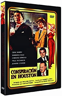 The Houston Story (1946) - Official Region 2 PAL release, plays in English without subtitles by Gene Barry