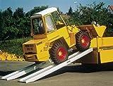 Alu Verladeschiene / Auffahrrampe / Auffahrschiene 3050x325mm mit 2195 kg Tragkraft (pro Paar)