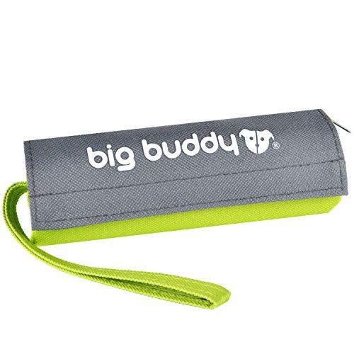 big buddy ORIGINAL Futterdummy Trainingsdummy Hunde Leckerliebeutel Futterbeutel Apportiertasche Dummy (Einzelpack, Olive)
