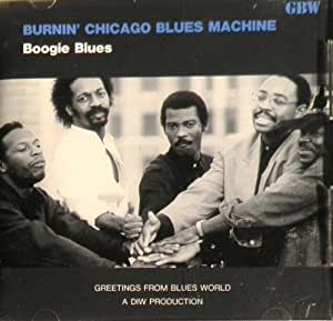 Boogie Blues [Import allemand]