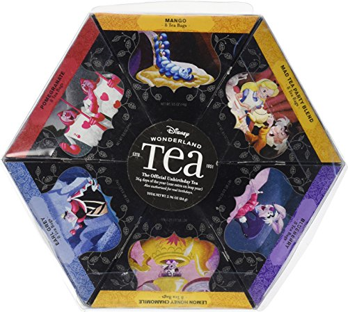 erland 6 Pack Tea Sampler Pak by Disney ()