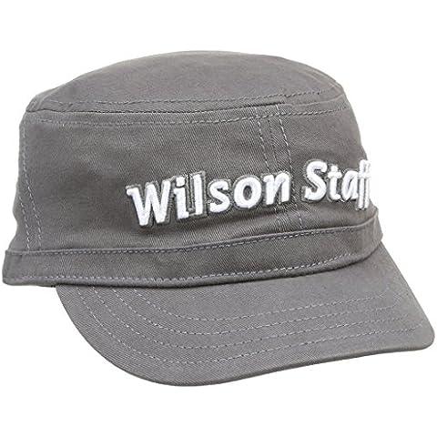 Wilson Staff Wilson - Gorra de golf para hombre