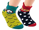 Vitasox 22124 Kinder Mädchen Frottee Socken Kindersocken Frotteesocken mit Gummi-Sohle 2 Paar 22/23