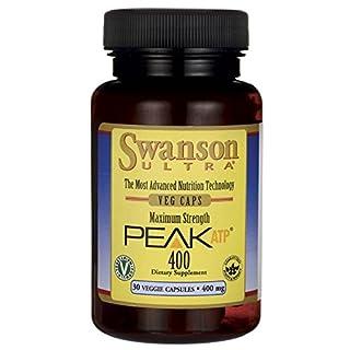 Maximum Strength Peak ATP 400 mg 30 Veg Caps