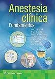 Fundamentos de anestesia clínica