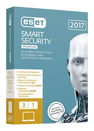 ESET Smart Security Premium 2017 Edition 3 User. Für Windows Vista/7/8/8.1/10