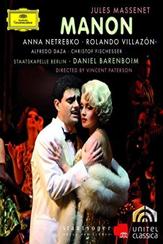 Manon [Blu-ray] [Import anglais]