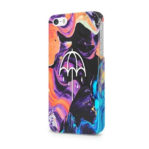 NEW* BMW LOGO Tema iPhone 6/6S (4.7 Version) Cover - Confezione Commerciale - iPhone 6/6S (4.7 Version) Duro Telefono di plastica Case Cover [JFGLOHA998048] BRING ME THE HORIZON#00