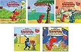 Der kleine Drache Kokosnuss - Hörbücher / audiobook - CD 1-5 im Set - Deutsche Originalware [5 CDs]